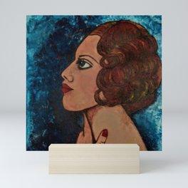CORRINE Mini Art Print