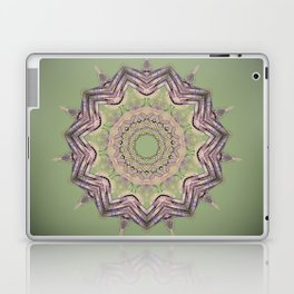 Green and great Kaleid by LH Laptop & iPad Skin