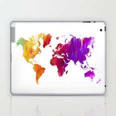 World filled with COLOR ! Laptop & iPad Skin