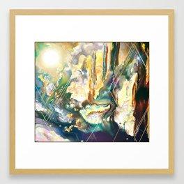 Hope Revealed Framed Art Print