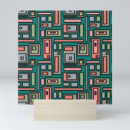 Pattern Feb 2021 - 01.3 Mini Art Print