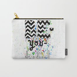 BeYouTiful Bold  Carry-All Pouch