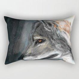 I'll let you go.... Rectangular Pillow