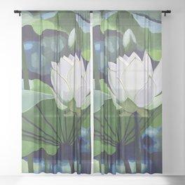 New Beginnings Sheer Curtain