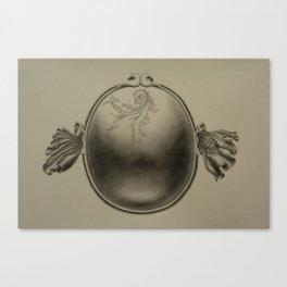 Sensory Illusion Canvas Print