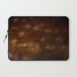Deer Fur Laptop Sleeve