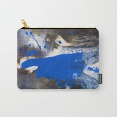 Blue Bomb Carry-All Pouch