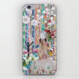 Dear Liza iPhone Skin