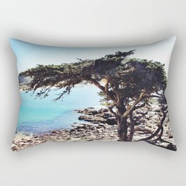 Overlooking Carmel By The Sea Rectangular Pillow