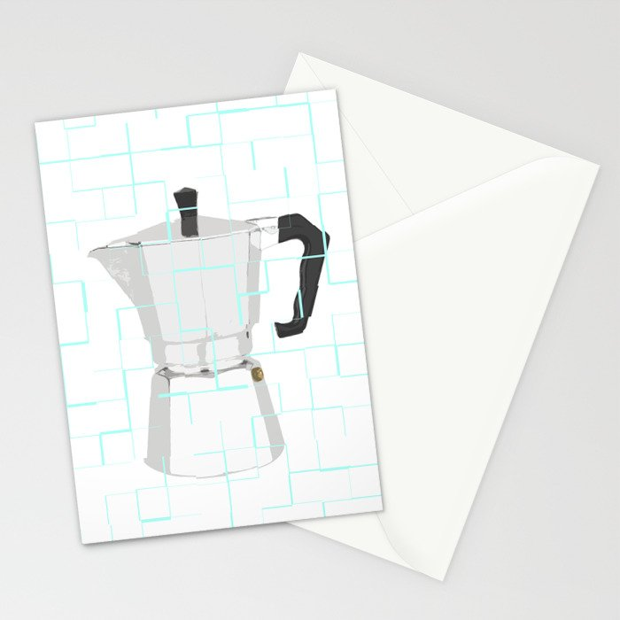 A GOOD COFFEE Stationery Cards