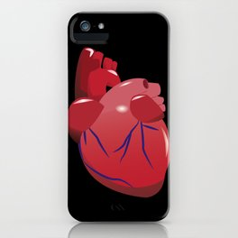 Human Heart iPhone Case