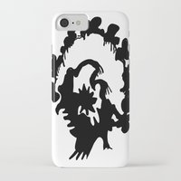 turkey iPhone & iPod Cases featuring Turkey by ken green art