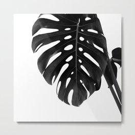 Monstera Delight #2 #tropical #decor #art #society6 Metal Print