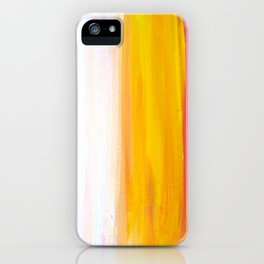 Light, My Light, the World-filling Light iPhone Case