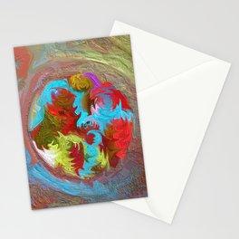 Abstract Mandala 244 Stationery Cards