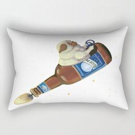 Bluemoon Pug Rectangular Pillow