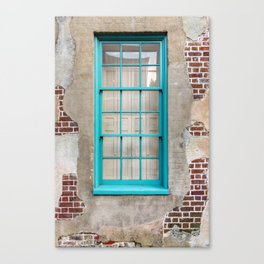 Frame within Frame Canvas Print