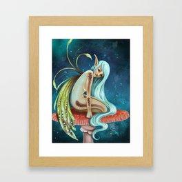 Venomous Framed Art Print