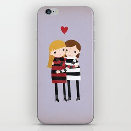 Best Friends Forever - Girls iPhone Skin
