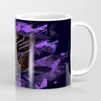 transformers Mugs featuring Autobots Abstractness - Transformers by DesignLawrence