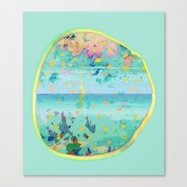 Alissia World B Canvas Print