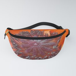 Poppy Seeds Fanny Pack