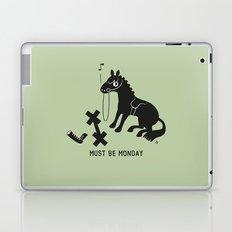 Must Be Monday, Horse Laptop & iPad Skin