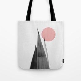 A tense quiete Tote Bag