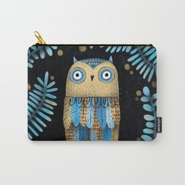 FEATHER DRESS Carry-All Pouch