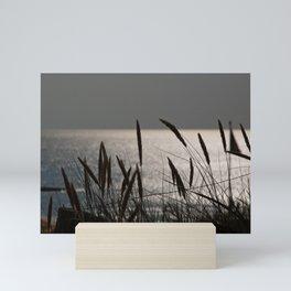 Gray Skies Mini Art Print