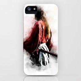 RUROUNI KENSHIN iPhone Case