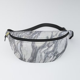 Wild Natural Marble Fanny Pack