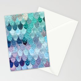 SUMMER MERMAID II Stationery Cards
