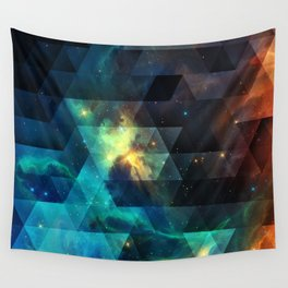 Galaxies I Wall Tapestry