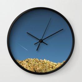 Landscape Joshua Tree 7362 Wall Clock