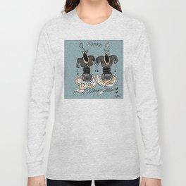 """""""Sisters"""" RJMorgan Long Sleeve T-shirt"""
