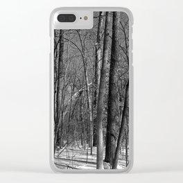 Final Turn Clear iPhone Case
