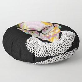 Ruth Bader Ginsburg Floor Pillow