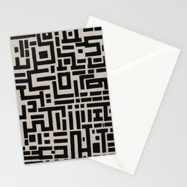 Trip Hop In The City Stationery Cards