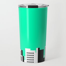 Cityscape #44 Version 2 Travel Mug