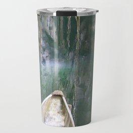 Journey to the Underworld via Belize Cave Travel Mug