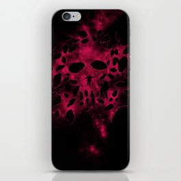 Death on Deep Space iPhone Skin
