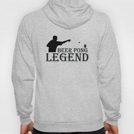 Beer Pong Legend Hoody