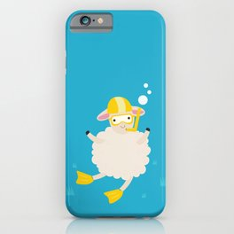 Sheep Series [SS 04] iPhone Case
