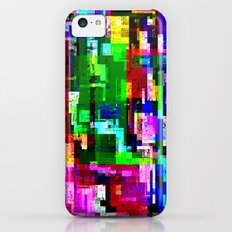 miss georgia, she's very pretty and i don't think she farts iPhone 5c Slim Case
