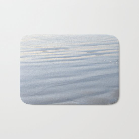 GLISTENING BEACH Bath Mat