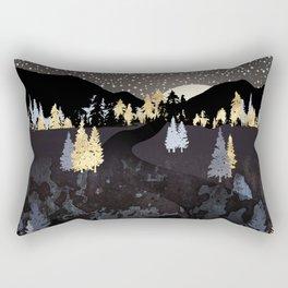 Evening Sky Rectangular Pillow