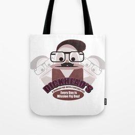 Dickhead's Pub Tote Bag