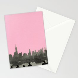 New York Nights Stationery Cards