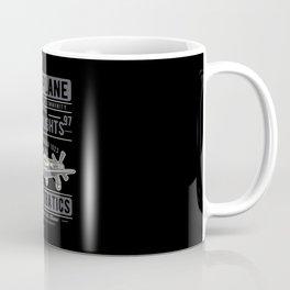 Aircraft Pilot Presents Pilot Airport Steward Coffee Mug